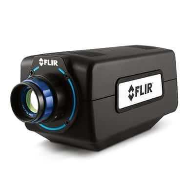 Flir a8200sc mwir Kamera
