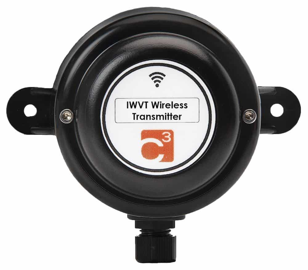 wireless based pressure transmitter